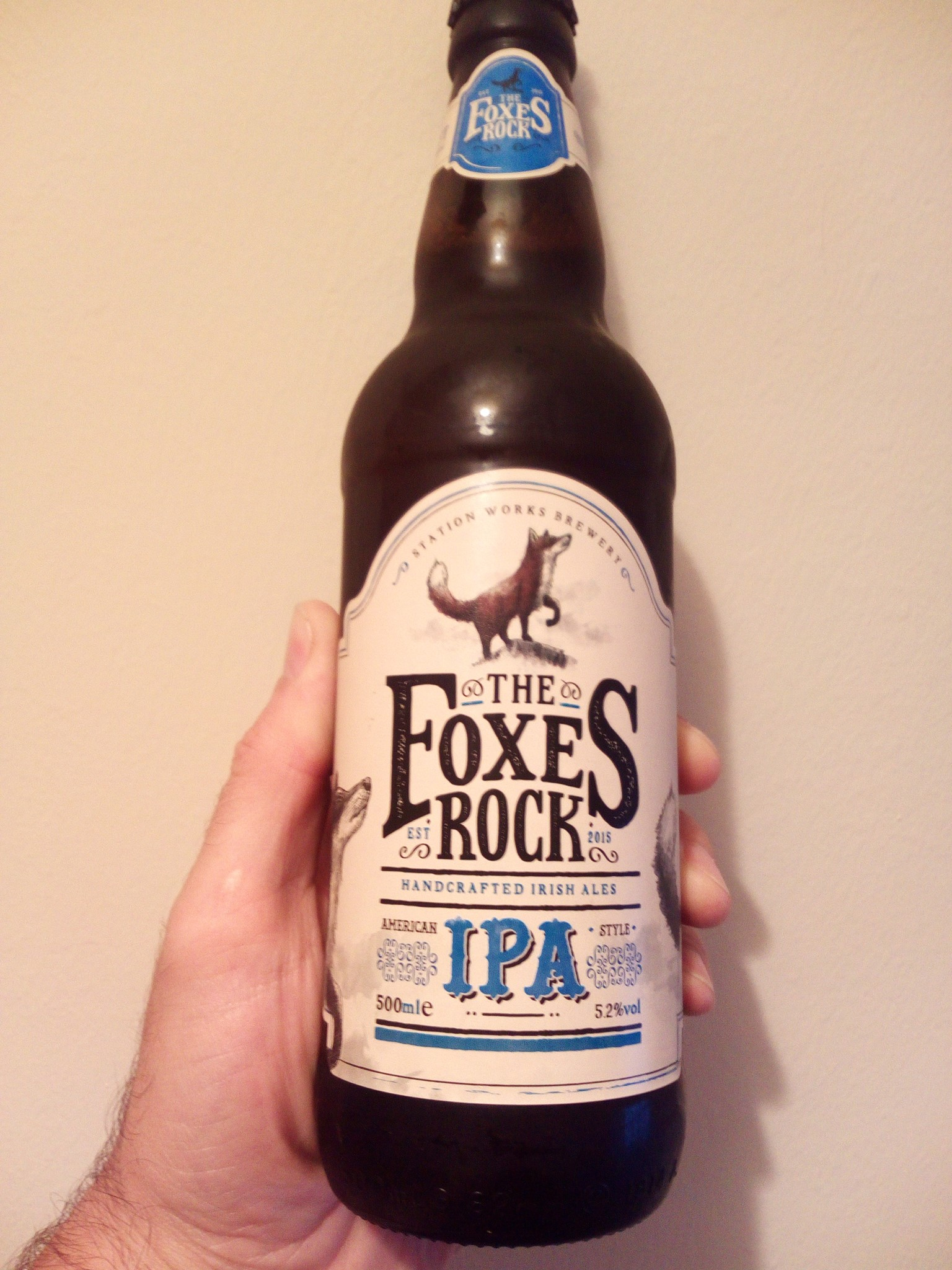 The Foxes Rock IPA
