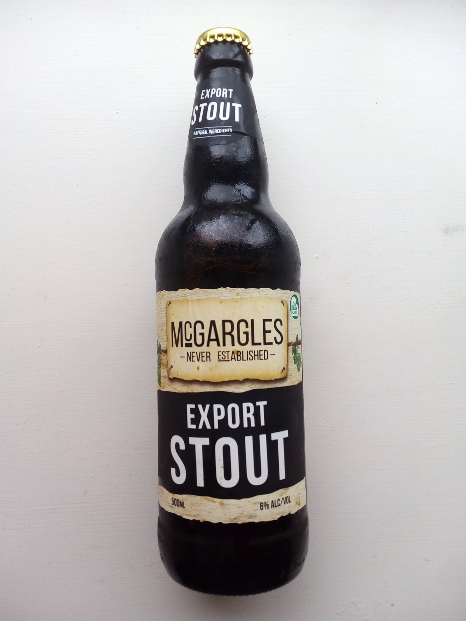 McGargles Export Stout