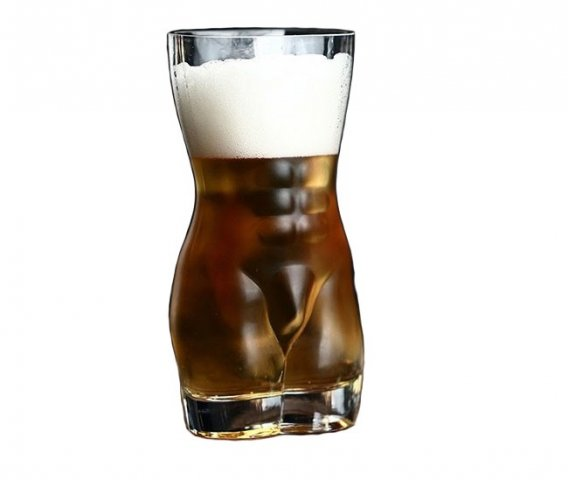 Sexy Male Beer Glass 700ml